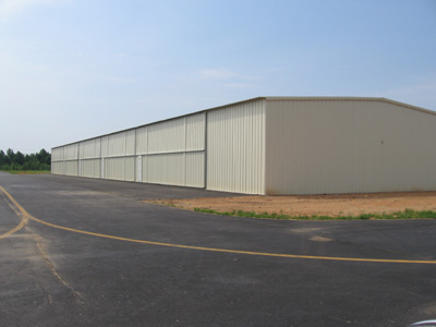Davidson County Airport - Multiple Fulfab New Aircraft Hangars